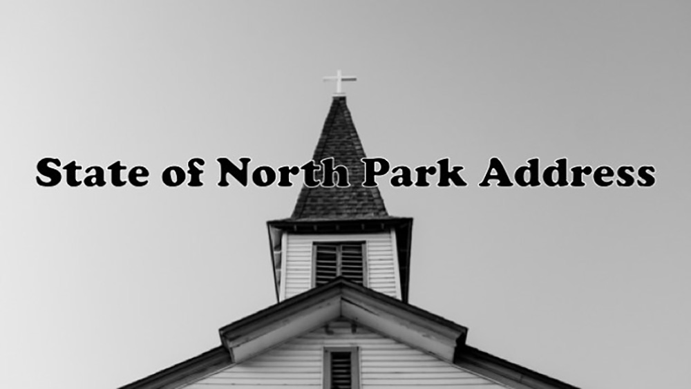 State of North Park Address Image